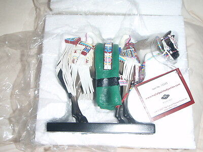Trail of Painted ponies Ceremonial Pony new in box 2007