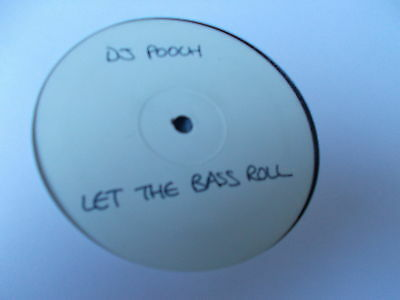 "DJ Pooch Let The Bass Roll 12"" Satellite 1997 SATX 16"