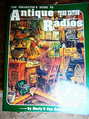 The Collectors Guide To Antique Radios Third Edition Bunis