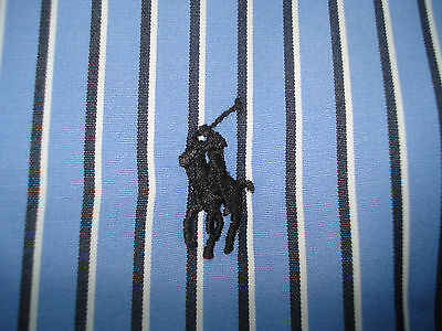 Polo Ralph Lauren Mens Dress / Casual Shirt Classic Fit Size 16 1/2 And 34-35