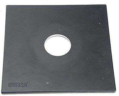 SINAR Lens Board 34mm Cut Out