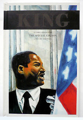 HO CHE ANDERSON - King The Special Edition - 2010 1st Ed  - Martin Luther King