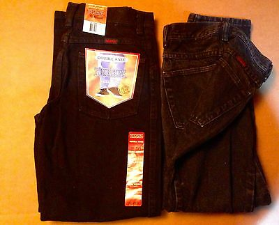 Boys' Black Jeans-- Toughskins--Size 10--Two Pairs (One Nwt!)--Great For Spring!
