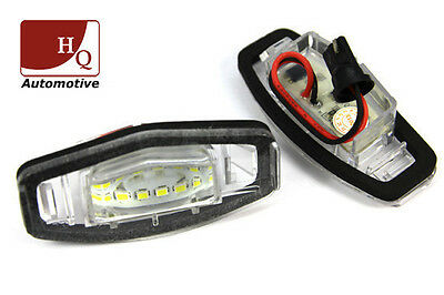 HONDA CIVIC License Licence Number Plate LED Lamp Light