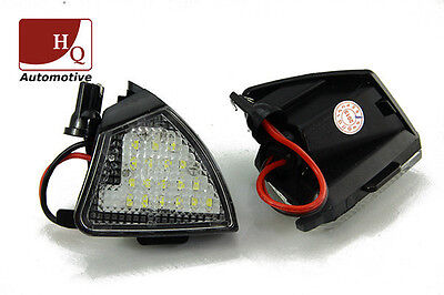 VW GOLF MK5 EOS JETTA LED Vanity Mirror Lamp Light