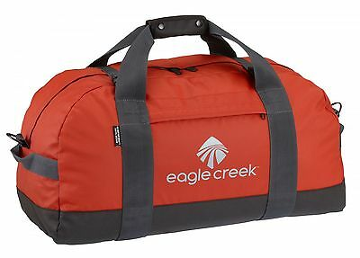 eagle creek Travel Bag No Matter What Duffel M Red Clay