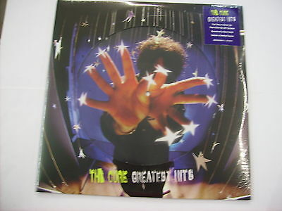 Cure - Greatest Hits - 2Lp Picture Disc Vinyl New Sealed 2017 Rsd