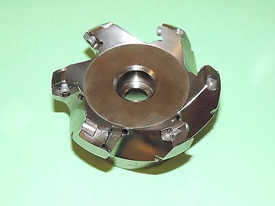 """SECO QuattroMill 3"""" Indexable Face Milling Cutter (R220.53-03.00-12-6A)"""