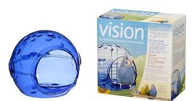 Hagen Vision Bird Cage Bath For Budgies Finches Canaries S01 S02, M01, M02 83380