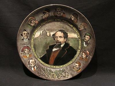 Charles Dickens Royal Doulton Vintage Hand Painted Collector Plate D5910