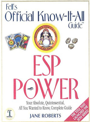 E.S.P. Power: Your Absolute, Quintessential, All You Wa - Paperback NEW Roberts,