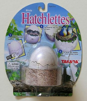 Rare Birds Hatchlettes Toy by Takara