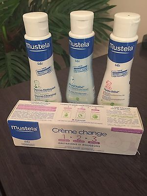 Mustela Bebe Collection