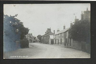 Woodhurst - real photographic postcard