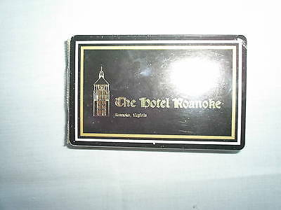The Hotel Roanoke Virginia VA Playing Cards New