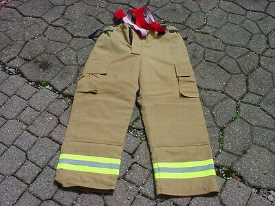 Bristol New Old Stock Turnout Pants Fireman Firefighter Fire Dept 042417-