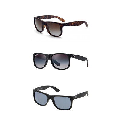 Ray-Ban RB4165 Polarized Justin Classic Sunglasses -  Choice of Color