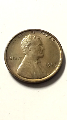 1909 VDB Lincoln Cent Unc. Free Shipping! Nice Coin!