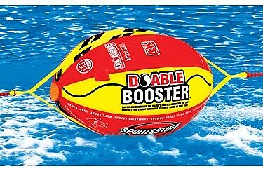 Super Offer!!! SportsStuff Doable Booster 4K Tow Rope and Booster Ball 60ft