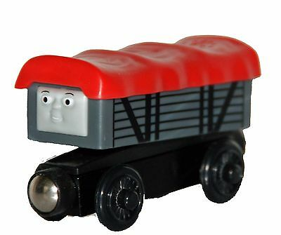Red Giggling Troublesome Truck Talking Thomas Tank Engine Wooden Railway New