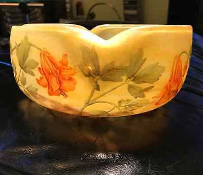 Superb Daum Nancy Art Glass Cameo Glass Bowl Signed!!