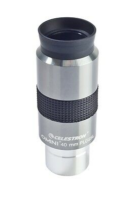 "Celestron Omni 40mm 1.25"" Eyepieces 93325"
