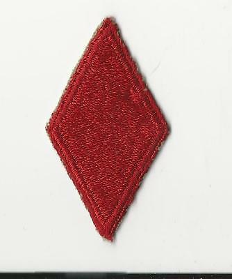 Us Army Patch - 5Th Infantry Division - Original - Wwii