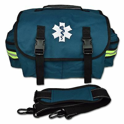 Lightning X Small First Responder EMT Trauma Bag Stocked First Aid Fill Kit B NB