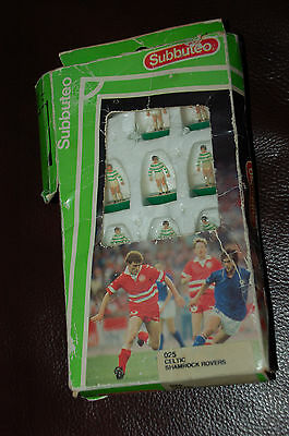 Subbuteo Celtic Shamrock Rovers 025 Set