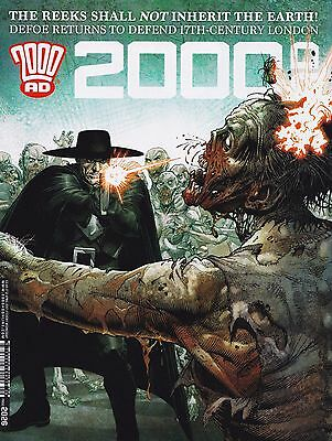 2000AD Prog #2026 - 12 April 2017 - NEW