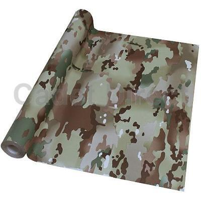 Camo Wallpaper Roll - Perfect for Boys Bedroom