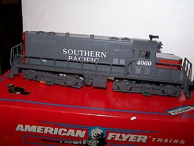 American Flyer S Scale # 48019 Southern Pacific GP-20 NIB