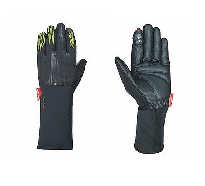 Chiba Softshell Paragliding Flughandschuhe Coupe-Vent Respirant Touch - 00126