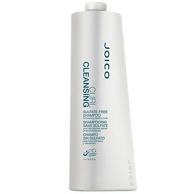 Joico Curl Cleansing Sulphate-Free Shampoo 1000ml for women