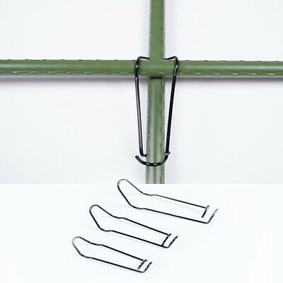 Fixed Vine Holder Support Pillar Connection Buckle Snap Hook Garden Plant 3 Size