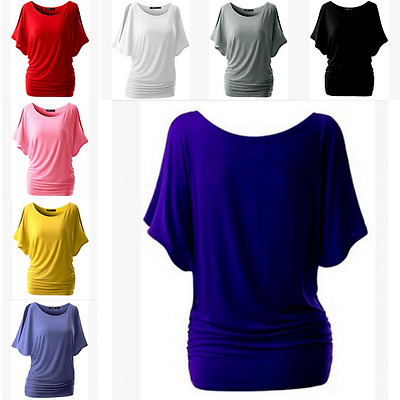 New Fashion Women's Summer Loose Tops Short Sleeve T Shirt Ladies Casual Blouse