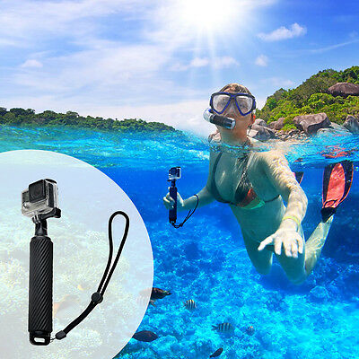 Adjustable Floating Handle Grip Camera Mount Accessory for GoPro Hero 2 3 3+ 4 5