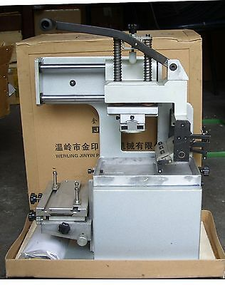 Manual Pad Printer, Pad Printing Machine, Label Logo DIY Transfer