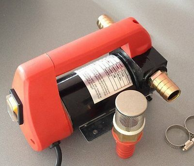 12 V Water Pump, wasserbettpumpe, Waterbed Fill, Waterbed Emptying