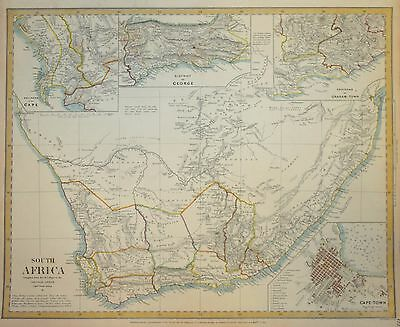 South Africa Published By The Society For The Diffusion Of Useful Knowledge 1832
