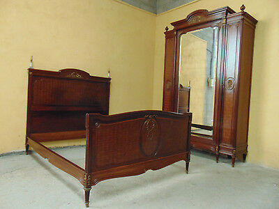 French Empire Bedroom Suite C1900