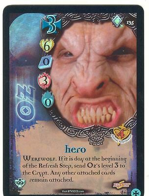 Buffy TVS CCG Limited Class Of 99 Uncommon Card #69 Buffy Summers