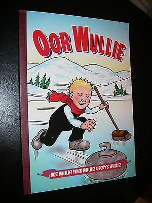 Oor Wullie, New condition Book 1994
