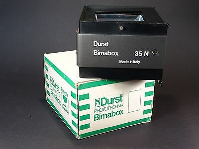 DURST Bimabox 35N Mixing Box (24x36 Format) - For Durst Laborator L900