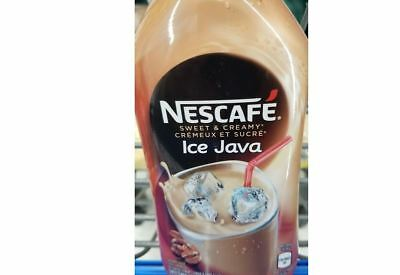 Nescafe Ice Java 470 ml CAPPUCCINO New Fresh Sealed