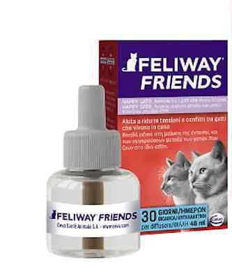 Feliway Friends Refill 48 Ml Armonia Fragrances I Cats Of Home