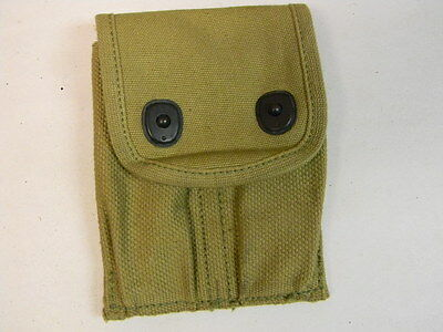 Us Gi Wwi Colt 45 Magazine Pouch Dated 1918