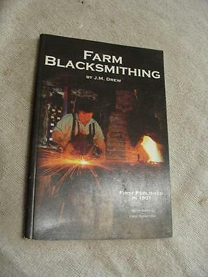 Farm blacksmithing  book