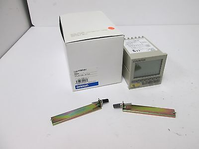 New Omron H7BR-BV Counter, Voltage: 12-24VDC/24VAC, 6-Digit LCD Display