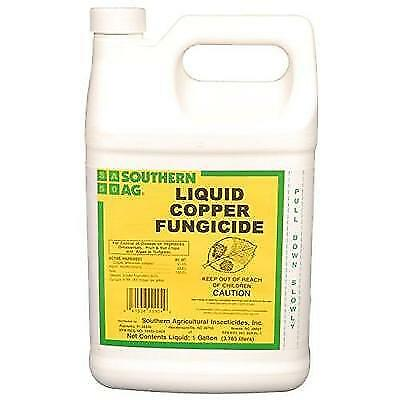 Southern Ag Liquid Copper Fungicide, 128oz - 1 Gallon New